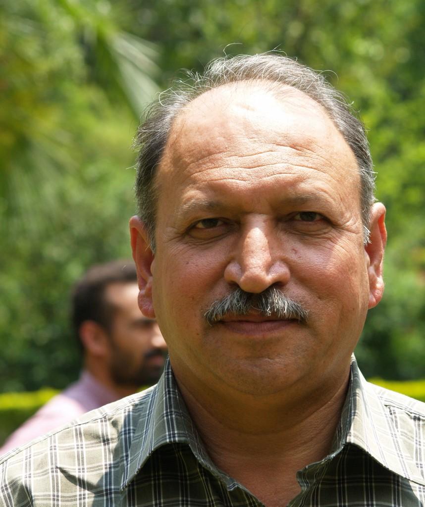 Rashid Ahmed